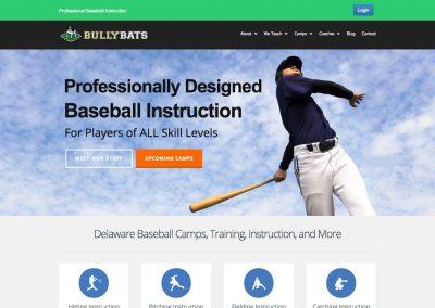 BullyBats Baseball Camps
