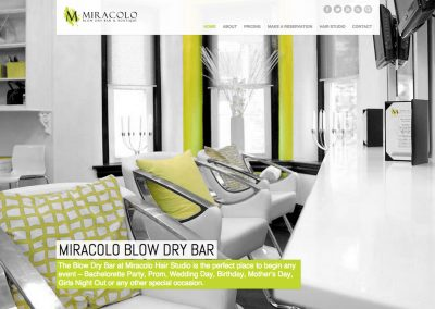 Miracolo Blowdry Bar